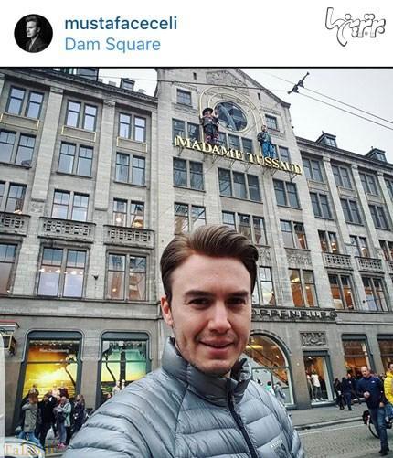 اینستاگرام هنرمندان معروف جهان + عکس