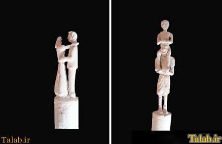 کوچکترین مجسمه های دنیا (+عکس)