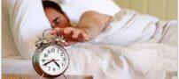 ساعت خواب مورد نیاز بدن در سنین مختلف + عکس