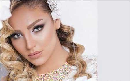 زیباترین و جدیدترین مدلهای آرایش عروس (2)