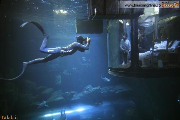 جالب ترین و دیدنی ترین اتاق جهان + عکس