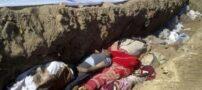 کشف جنایات داعش در شهر دمر سوریه + عکس