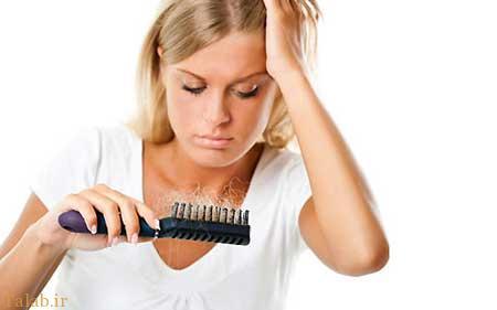 علت و درمان ریزش مو در زنان باردار