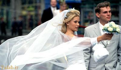 آداب و رسوم ازدواج در کشور روسیه