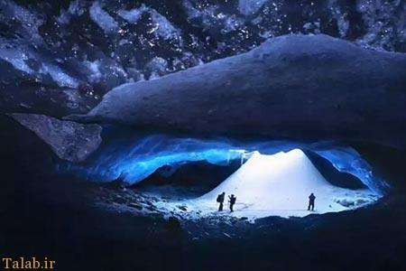 با عجیب ترین غارهای جهان آشنا شوید + عکس