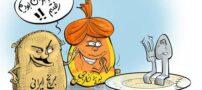 کاریکاتورهای مفهومی و دیدنی (4)