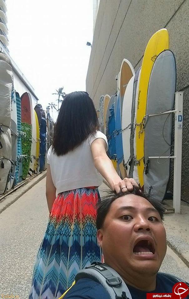 این زن و شوهر سوژه اینستاگرام شدن + عکس