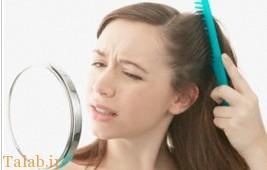 دلیل ریزش بیش از حد مو چیست؟