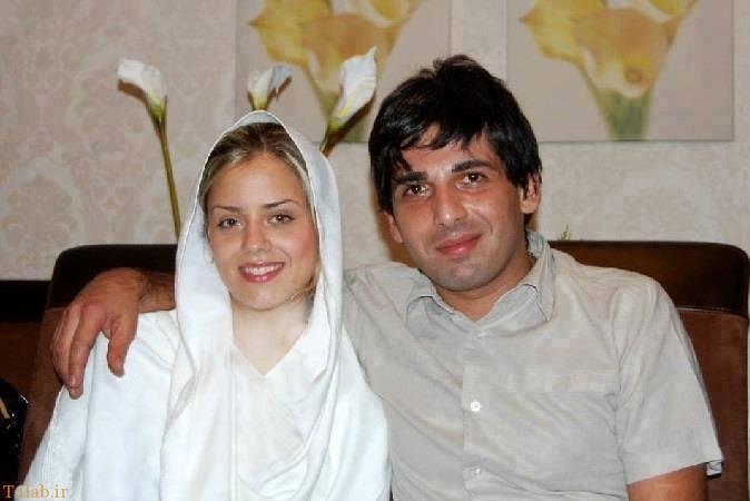 ازدواج حمید گودرزی و همسر پولدارش + عکس