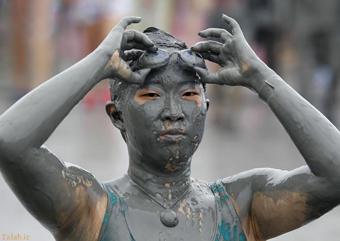 کثیف ترین فستیوال های دنیا (+عکس)