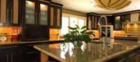ترتیب کابینت های آشپزخانه
