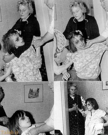 ماجرای وحشتناک معروف ترین جن زدگی تاریخ + عکس