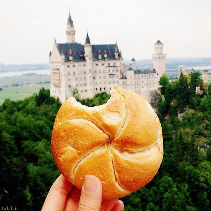 خوشمزه ترین خوراکی های معروف در سراسر دنیا