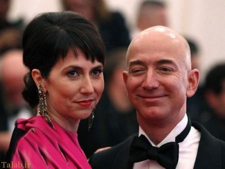 پولدار ترین همسران جهان را ببینید (عکس)