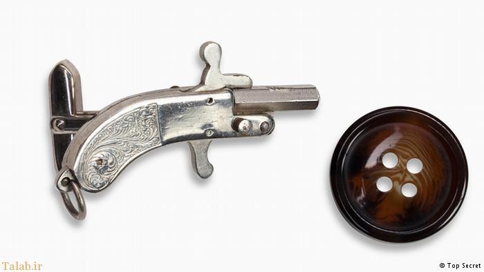 جالب ترین ابزار جاسوسی از رده خارج (+عکس)