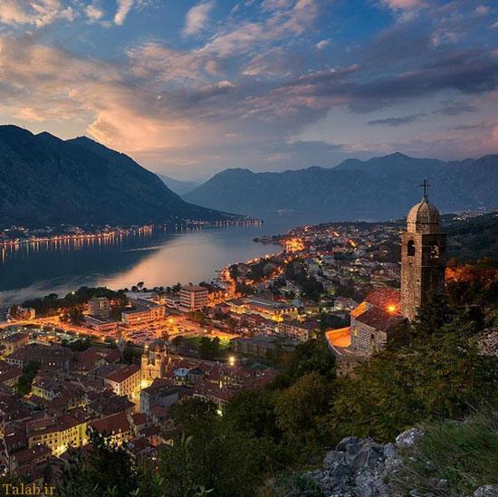 نگاهی به بهترین مناطق توریستی در دنیا + عکس