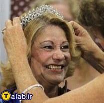 خانم 87 ساله ملکه زیبایی برزیل !+ تصاویر