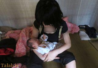 باردار شدن دختر چینی از پدر و معلمانش (+عکس)