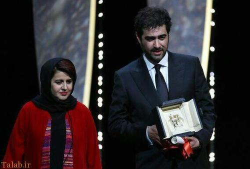 درخشش اصغر فرهادی و شهاب حسینی در جشنواره کن (عکس)
