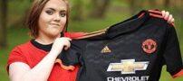 خودکشی زنی بخاطر ستاره فوتبال (+عکس)
