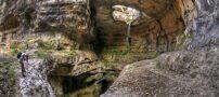 به آبشار دیدنی ترایپل در لبنان سفر کنید !+ عکس