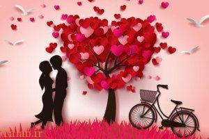 باغی پر از گل به نشانه عشق و علاقه به همسر (عکس)