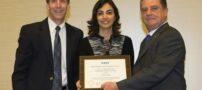 موفق ترین دختر ایرانی در آمریکا + عکس