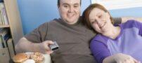 دلیل چاق شدن بعد از ازدواج چیست ؟