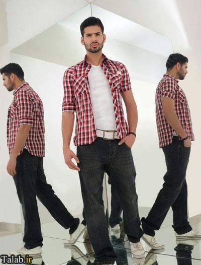 مدل لباس اسپرت مردانه تابستانی