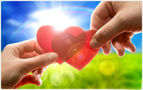 10 نشانه عشق و علاقه واقعی