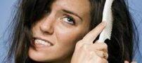 چند بار در روز موهایتان را شانه میكنید؟