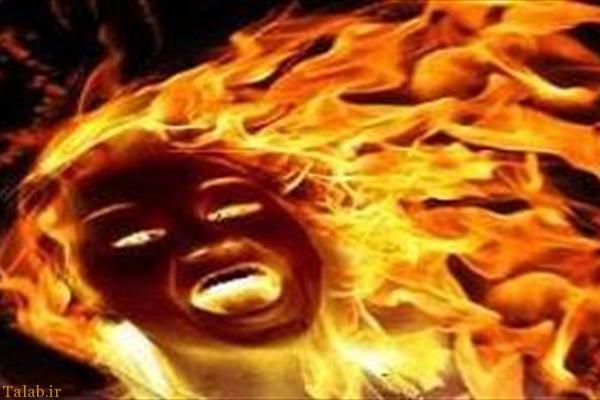 دختر پاکستانی در اقدامی وحشیانه زنده سوزانده شد!