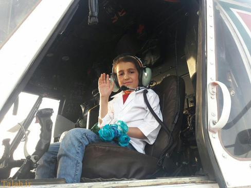 آرزوی پرواز کودکان سرطانی اهواز عملی شد (+ عکس)