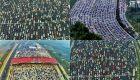 رکورد جالب طولانی ترین ترافیک جهان + عکس