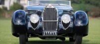 خودروی بوگاتی لوکس شاه در نمایشگاه کالیفرنیا (+عکس)