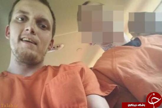 بیخیال ترین خلافکار دنیا در زندان !+ عکس
