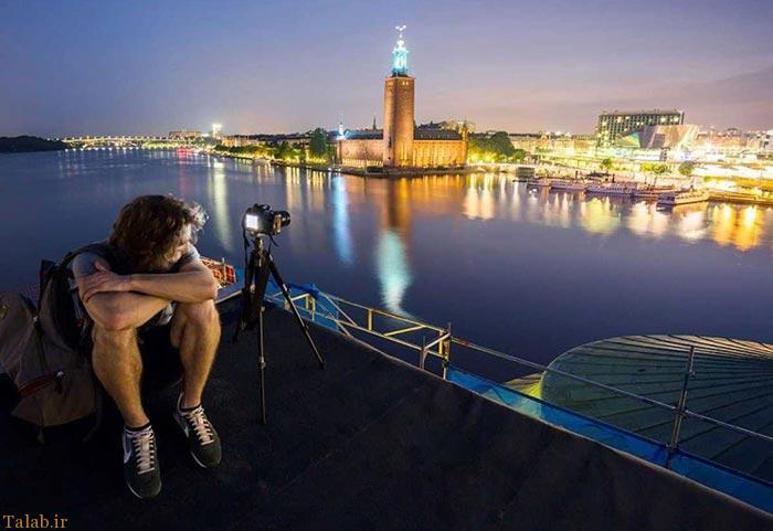 عکس دیدنی اما غیرقانونی از جاذبههای گردشگری جهان