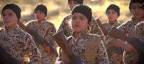 آموزش نظامی به کودکان توسط داعش (+ عکس)