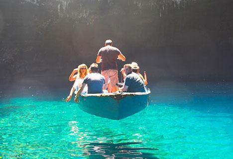 این دریاچه زلالترین آب جهان را دارد (+عکس)
