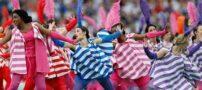 تصاویر جالب از افتتاح جام ملت های اروپا 2016