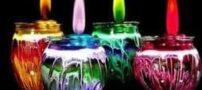 نكات قابل توجه در حین استفاده از شمع