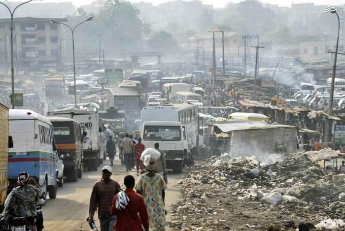 زندگی در کثیف ترین شهر دنیا + تصاویر