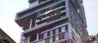 آپارتمان شخصی میلیاردر هندی (+عکس)