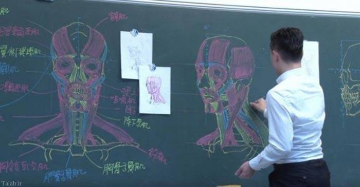 مهارت عجیب این معلم تایوانی شما را شگفت زده خواهد کرد