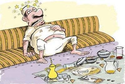 جوک ماه رمضان طنز و خنده دار