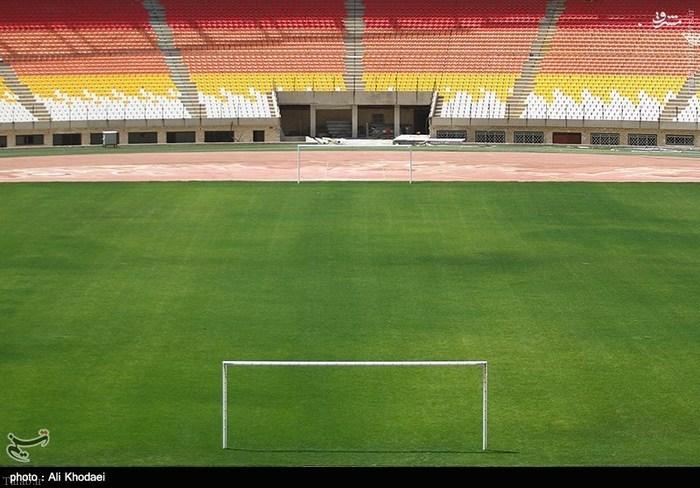 عکس های ورزشگاه نقش جهان اصفهان