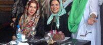 تولد خواهر کمند امیر سلیمانی (عکس)
