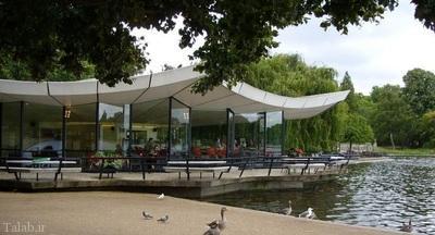 بزرگترین پارک سلطنتی لندن (عکس)