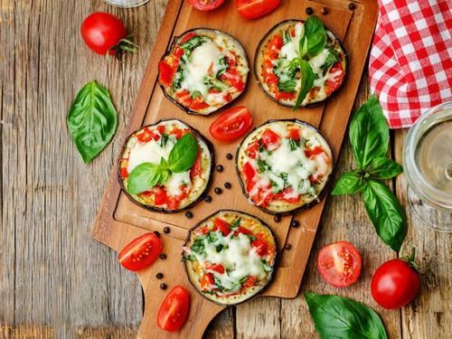 آموزش طرز تهیه پیتزا بادمجان خوشمزه