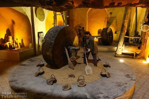 تنها موزه عصارخانه كشور در اصفهان (عکس)